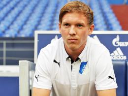 Hoffenheims derzeitiger U-19-Trainer Julian Nagelsmann.