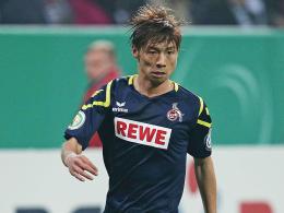 Darf er auch gegen Hoffenheim ran? Kölns Japaner Kazuki Nagasawa.