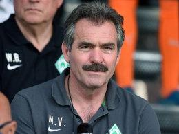 Markenzeichen Schnauzbart: Mirko Votava spielte während seiner aktiven Zeit für Werder und den BVB.