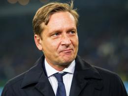Wünscht sich manchmal den guten alten schwarzen Schuh zurück: Schalkes Sportvorstand Horst Heldt.