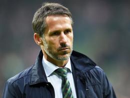 Weitaus optimistischer als vor dem Bayern-Spiel: Werder Bremens Geschäftsführer Thomas Eichin.
