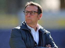 """Hat einen """"Kaderplaner"""" gefunden: Hannovers Geschäftsführer Sport Martin Bader."""