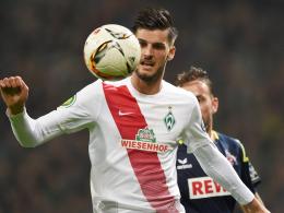 Bestätigt sein Potenzial eindrucksvoll: Werder Bremens Florian Grillitsch.