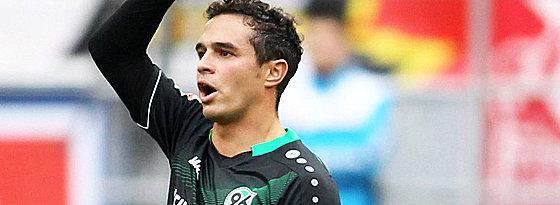 Einsatzbereit: Hannovers Mittelfeldspieler Manuel Schmiedebach.