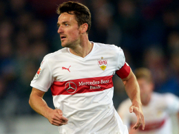 Achillessehnenbeschwerden sind abgeklungen: Stuttgarts Mittelfeldspieler Christian Gentner.