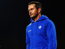 Feiert in Stuttgart Jubiläum: Darmstadts Trainer Dirk Schuster.