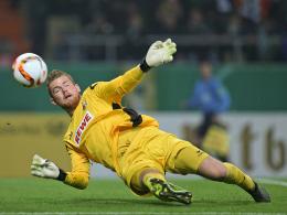 Erinnert sich noch gut an die 1:5-Niederlage in Leverkusen: Timo Horn.