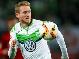 """""""Seit drei, vier Wochen formverbessert"""": Wolfsburgs Nationalspieler André Schürrle."""