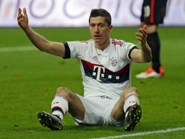 Gegen Wolfsburg und Köln ohne Treffer: Schlägt Robert Lewandowski gegen Arsenal wieder zu?