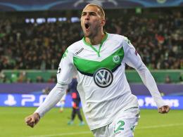 Darf er in seiner Heimat ran? Wolfsburgs niederländischer Angreifer Bas Dost.