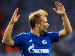 In der Europa League spielberechtigt: Schalkes Sechser Johannes Geis.