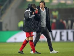 Leverkusen: Schmidt f�hrt