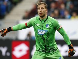 Starker Rückhalt in Hoffenheim: Oliver Baumann.