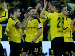 Wiedererstarkt: Borussia Dortmund.