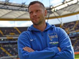 Als Spieler wie Trainer: Pal Dardai ist Antreiber und Anführer der Hertha.