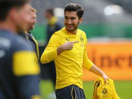 Dortmund: Sahin tastet sich ran