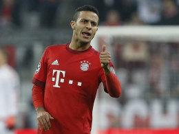 Thiago-Diagnose da - Bayern erleichtert