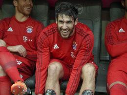 Dürfte gute Aussichten für die EM haben: Bayerns spanischer Nationalspieler Javi martinez.