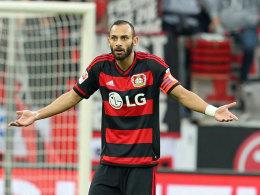 Leverkusens Defensivspieler Ömer Toprak