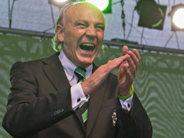 Wiedergewählt als Gladbachs Präsident: Rolf Königs.