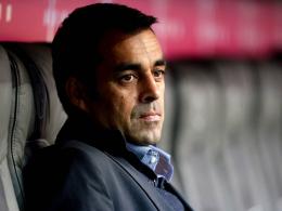 Er warnt vor rosaroten Träumen und übernimmt die Rolle des Warners: VfB-Sportvorstand Robin Dutt.