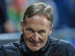BVB-Boss Hans Joachim Watzke