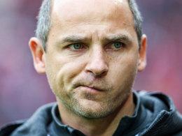 Hat einige Personalsorgen: Bremens Trainer Viktor Skripnik.