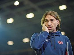 Sieht sein Team gut gerüstet für das Spiel in Köln: Der Mainzer Coach Martin Schmidt.
