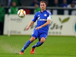 Gegen München wieder dabei: Schalkes Abwehrchef Benedikt Höwedes.