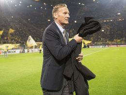Mann der klaren Worte: BVB-Boss Hans-Joachim Watzke.