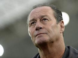 Fand klare Worte bei der Aufarbeitung des Hertha-Spiels: Hoffenheims Trainer Huub Stevens.