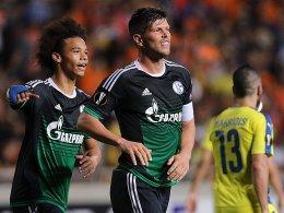 Schalke will gegen Nikosia Wunden lecken