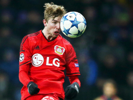 Hätte sich einen Thomas Müller im Bayer-Dress gewünscht: Leverkusens Christoph Kramer.