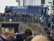 Beim Nordderby wird es, wie hier im M�rz 2014, ein gesteigerten Polizeiaufkommen geben.