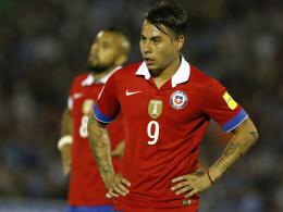FIFA analysiert - Vargas muss bangen