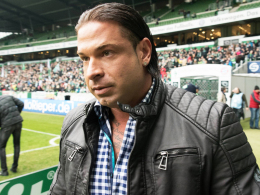 """""""Not gegen Elend"""": Werders Ex-Torhüter Tim Wiese brachte Bremens Geschäftsführer Thomas Eichin auf die Palme."""