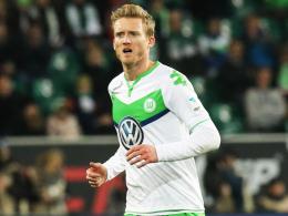 Klar im Aufwärtstrend: Wolfsburgs 32-Millionen-Euro-Zugang André Schürrle.
