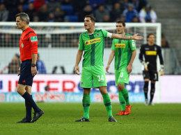 Sah in Hoffenheim keine fünfte Gelbe Karte und ist gegen die Bayern dabei: Granit Xhaka.