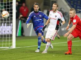 Ingolstadts Keeper �zcan pausiert, Hartmann bricht ab