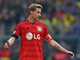 Leverkusens Edel-Joker Stefan Kießling.