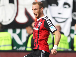 Muss gegen Hoffenheim passen: Ingolstadts bester Torjäger Moritz Hartmann.