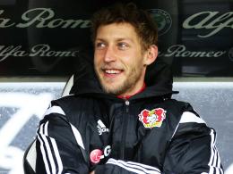 Soll nicht verkauft werden: Leverkusens Angreifer Stefan Kießling, derzeit häufig nur Bankangestellter.