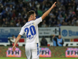 """Marcel Heller freut sich riesig auf das anstehende Hessenderby bei seinem Ex-Klub Frankfurt: """"Die schönsten Spiele."""""""