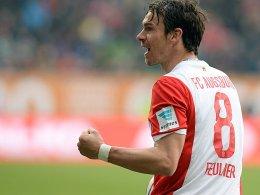 Steht seinem Trainer zur Verfügung: Markus Feulner.