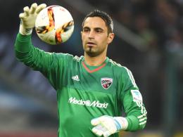 Wiedersehen mit dem Ex-Klub: Ingolstadts Torhüter Ramazan Özcan trifft auf Hoffenheim.