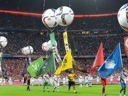 Später Start und Herbstmeister im Januar: Die Bundesliga hinkt hinterher.