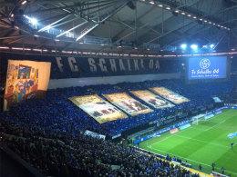 Die Schalke-Choreografie