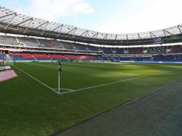 Sind hier bald neue Talente zu sehen? Für den eigenen Unterbau greift Hannover 96 tief in die Taschen.
