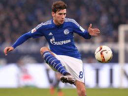 Fehlt in Tripoli, ist in Augsburg aber wieder dabei: Schalkes Leon Goretzka.