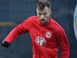 Seferovic bricht das Training ab